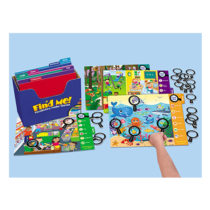 Lakeshore Find Me Vocabulary Folder Games