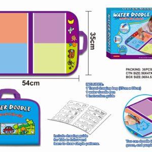 Water Doodle Travel & Doodle Bag