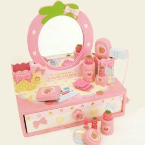 NEW Strawberry Beauty Dresser