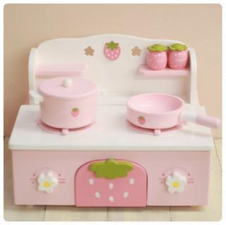 Strawberry Kitchen Stove