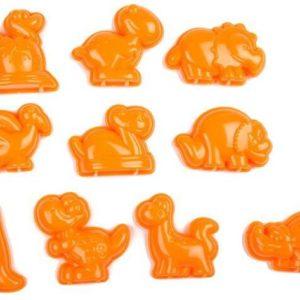 3D Dinosaurs Moulds