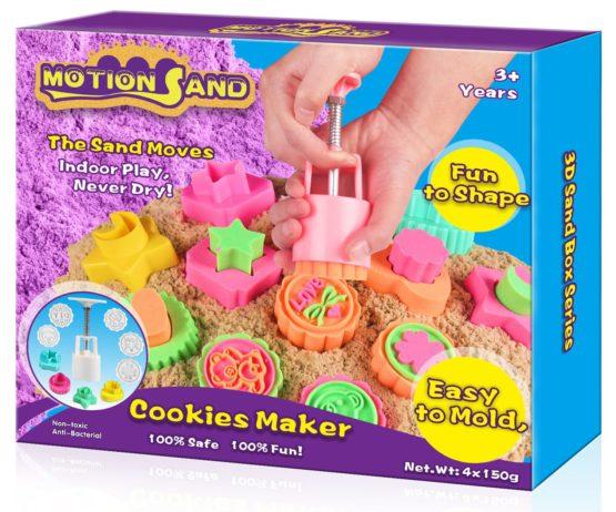 3D Sand Box – Cookie Maker