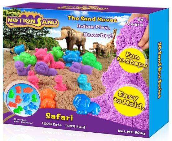 3D Sand Box – Safari