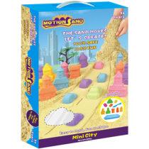 Motion Sand Deluxe Box – Mini City