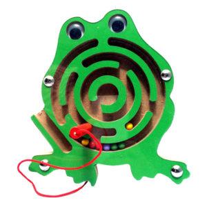 Young Mindz Magnetic Frog Maze