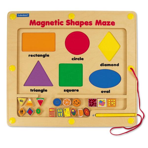 Lakeshore Magnetic Shapes Maze