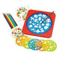 First Classroom Mandala Art Design