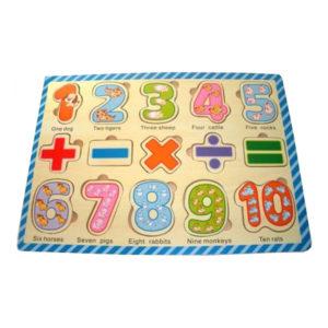 Young Mindz Numeric Puzzle