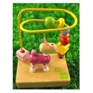 Young Mindz Pig Beads Maze