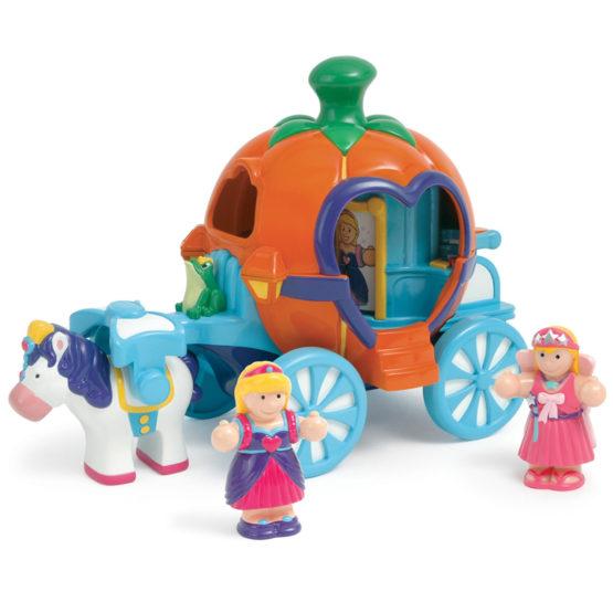 WOW Toys Pippas Princess Carriage