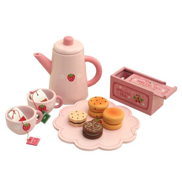 Mother Garden Pot and Tea Making Set