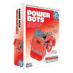 Power-it Kits Power Bots – Gnasher