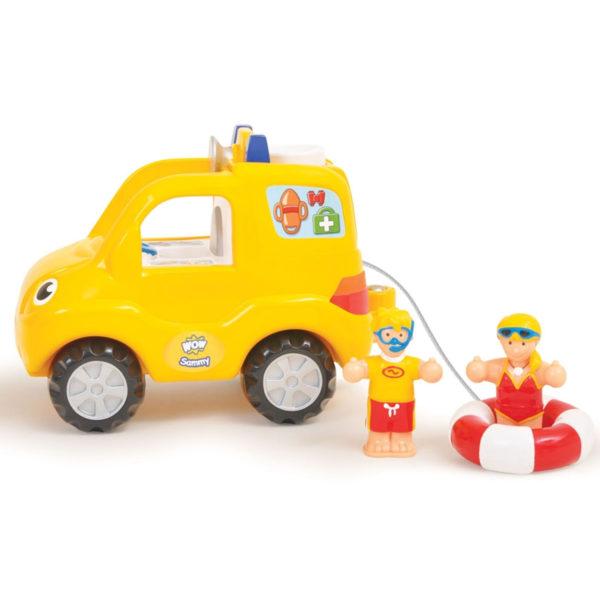 WOW Toys Sammy Sea Patrol