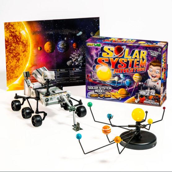 Smartlab Solar System Adventure