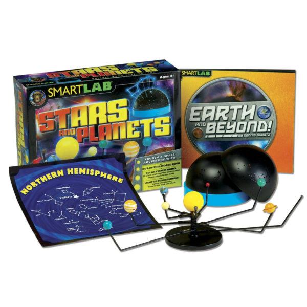 Smartlab Stars and Planets
