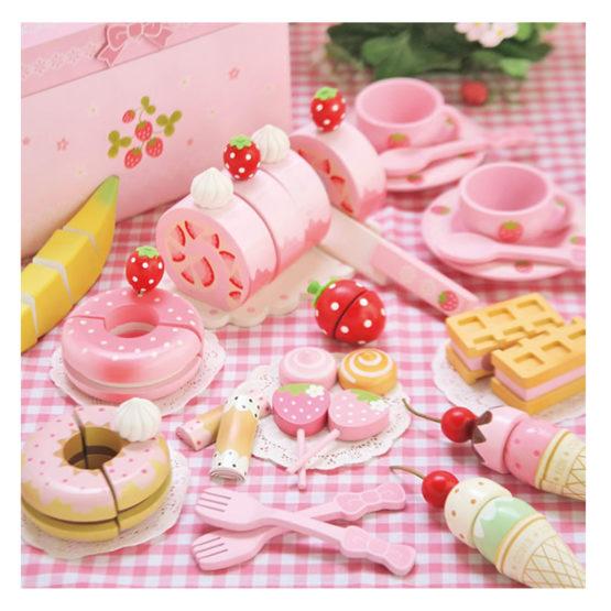 Mother Garden Sweet Cafe Ribbon Set