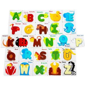 Letter Recognition Puzzle