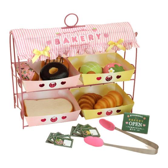 Mother Garden Wild Strawberries Bakery Set
