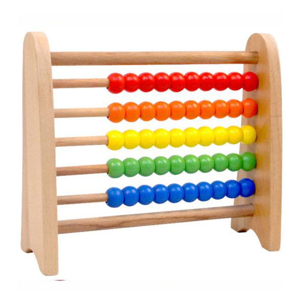 Young Mindz Wooden Abacus Rack