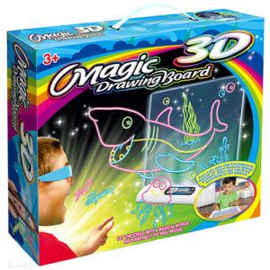 Magic 3D Drawing Board – Shark Series