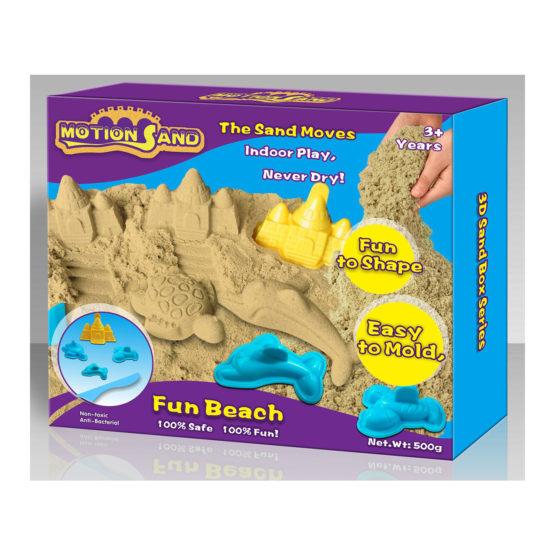 Motion Sand 3D Sand Box – Fun Beach