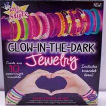 Just My Style  Glow-in-the-Dark Jewelry kit