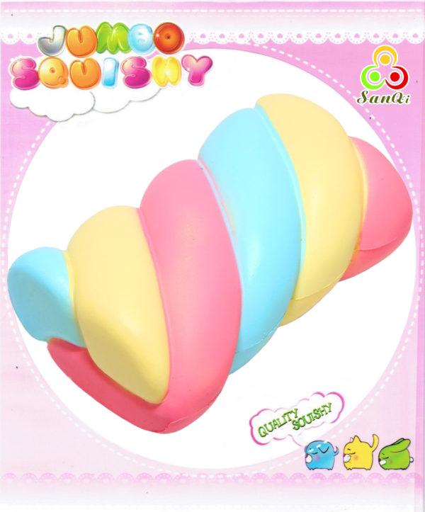 SanQi Elan SQ006 Super Slow Rise Jumbo Marshmallow Scented Squishy