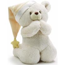 Gund – Prayer Teddy Bear Musical Baby Stuffed Animal