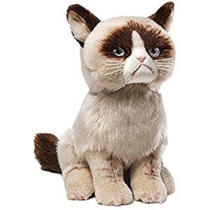 Gund – Grumpy Cat 9-inch Plush Stuffed Animal Toy