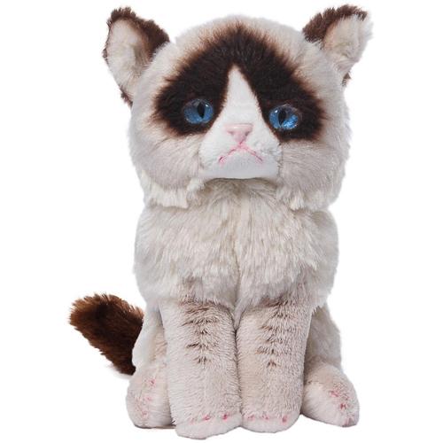 Gund – Grumpy Cat 5-inch Beanbag Stuffed Animal