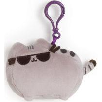 Gund – Pusheen Sunglasses Backpack Clip Stuffed Animal