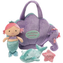 Gund – Mermaid Adventure Playset