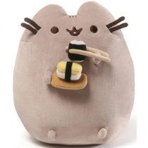 Gund – Pusheen Sushi Snackable Stuffed Toy Plush