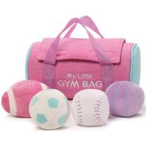 Gund – My Little Gym Bag Playset