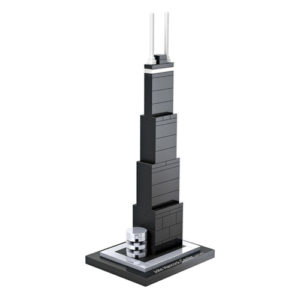 LOZ – John Hancock Center Building Blocks