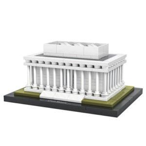 LOZ – Monument Lincoln Memorial Building Blocks