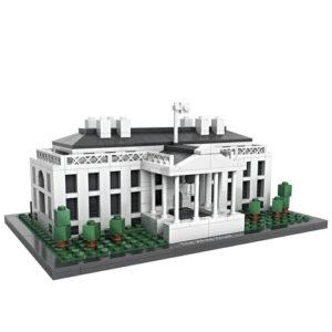 LOZ – The White House Building Blocks