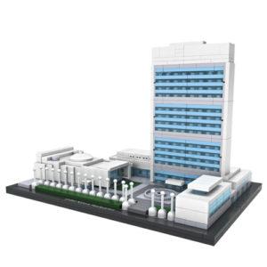 LOZ – The United Nations Headquarters Building Blocks
