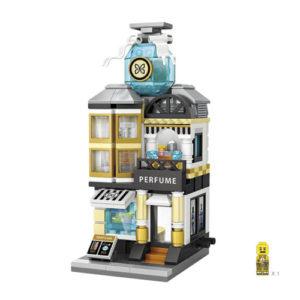 LOZ – Mini Street Perfumery Building Blocks