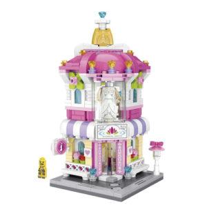 LOZ – Mini Street Wedding Store Building Blocks