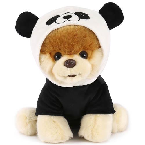 Gund – Boo Panda Dog Stuffed Animal Plush, 9-inch