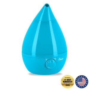 Crane Drop Shape Cool Mist Humidifier – Aqua Blue