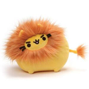 Gund – Pusheenimal Lion Plush Stuffed Animal, Yellow & Orange, 13″