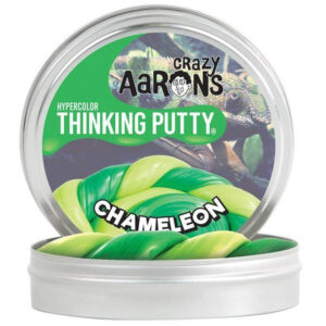 Crazy Aaron Thinking Putty – Chameleon Hypercolor 2″ Tin Slime