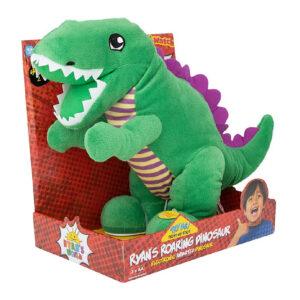 Ryan's World 710 Electronice Roaring Green Dinosaur