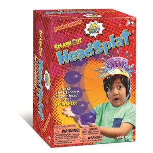 Ryan's World 31000 Head Splat – Water Balloon Fun