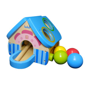 boby BB0510 Wooden Pounding House