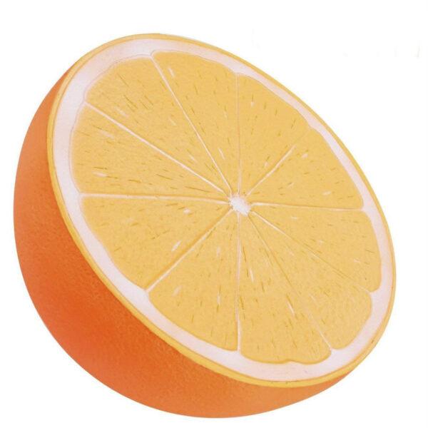 SanQi Elan SQ123 Slow Rise Jumbo Orange Squishy