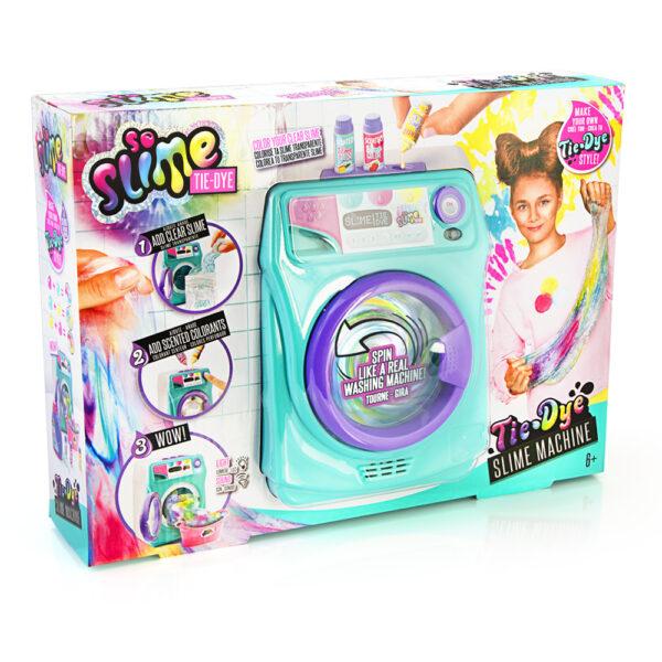 Canal Toys SSC134 So DIY So Slime Premade Tie-Dye Slime Kit Washing Machine Kit