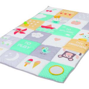 Taf Toys 12175 I Love Big Mat – Soft Colors